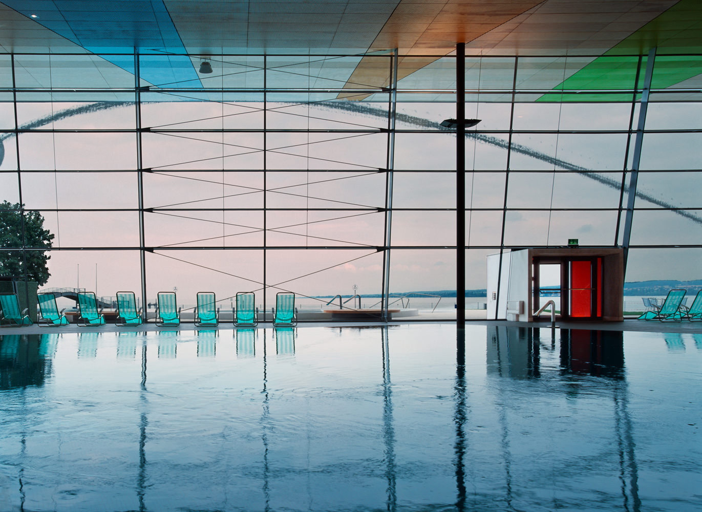 Baths Therme Konstanz 4a Architekten