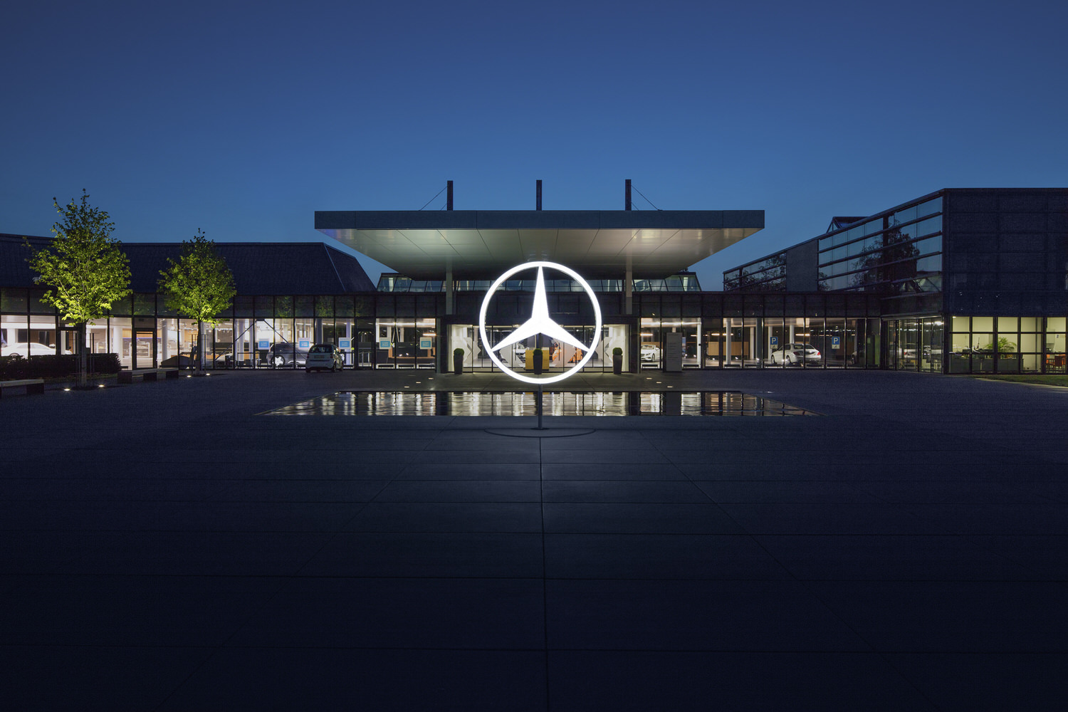 Mercedes Shopcenter Mercedes
