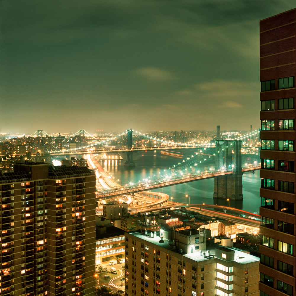 NYC Night & Day Manhattan and BrooklynBridge
